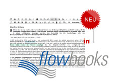 Was gibt es Neues in flowbooks?